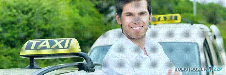 Boekhouder voor taxi of taxibedrijf