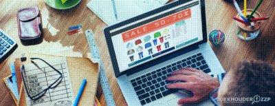 Boekhouder webshop en webwinkel